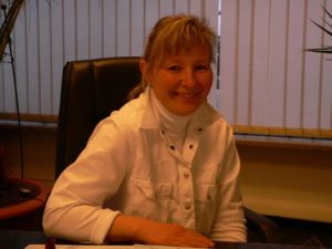 Frau Gisela Gitzel